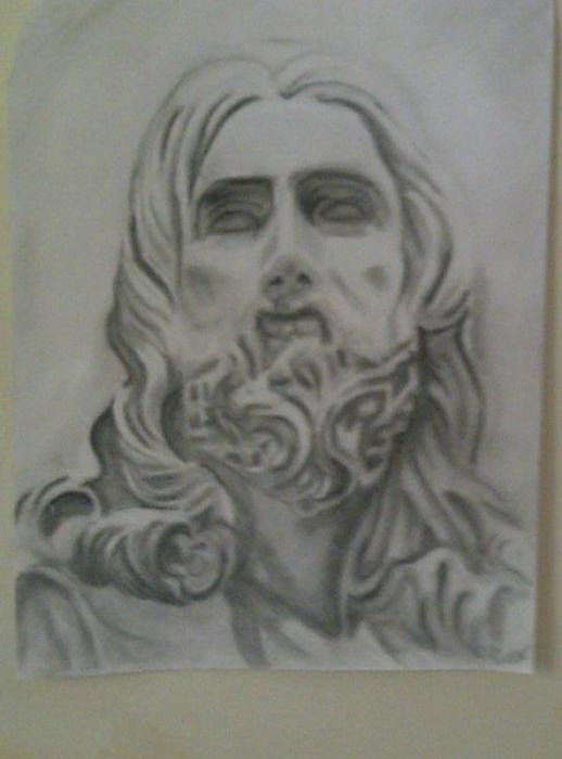 Jesus Christ by lucysh